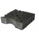 Swage blocks