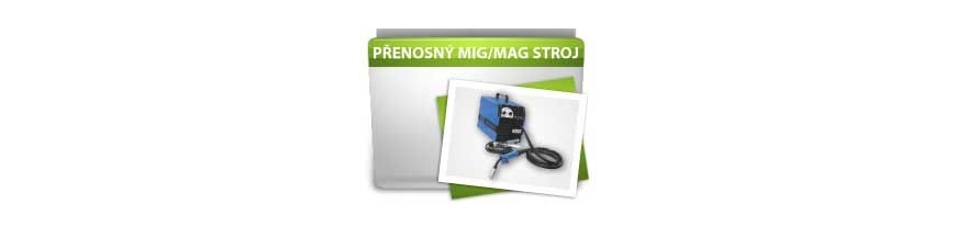 Single phase portable MIG / MAG inverters