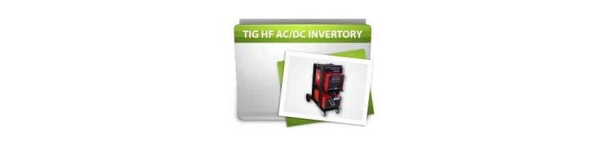 TIG HF AC/DC INVERTORS