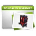 TIG HF AC/DC INVERTORY